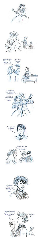 Read Miss Abbott and the Doctor by Maripaz Villar on LINE Webtoon!