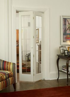Glass Panel Bifold Closet Doors | http://sourceabl.com | Pinterest ...