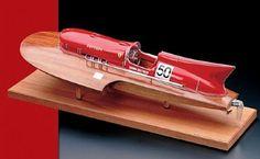 Ship Model Amati - Arno XI Ferrari - Hydroplane 1953