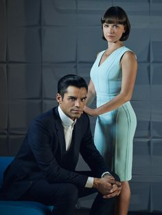 Sean Teale & Allison Miller from Incorporated