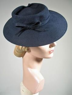 pictures of 50's hats - Google Search