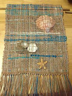 Ravelry: kendrick43's Sea Shell Weavings  http://www.ravelry.com/projects/kendrick43/sea-shell-weavings  Love, Love, Love!!!!!!!!!!!!