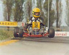 Ayrton Senna Da Silva. Linda Obra de arte! Entre para o Grupo: https://www.facebook.com/groups/kartracingviral