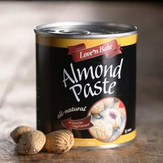 Almond Paste- King Arthur Flour