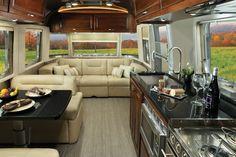 Airstream USA, Airstream Travel Trailer, Silver Bullet | Airstream