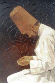 praying soefi