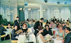 The Elegant Mayfair Restaurant, Southern Cross hotel, Melbourne, Australia Terra Australis, Vintage Party, Party Entertainment, Sydney Australia, Historic Homes, Back In The Day, Historical Photos, Beautiful Images