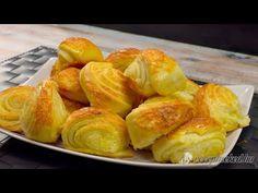 EXTRA rýchle slimáky so syrovou plnkou - za 30 minút na stole: Cesto z 3 prísad, používam ho aj na rožky a záviny! Thing 1, Pretzel Bites, Bakery, Snack Recipes, Chips, Peach, Bread, Make It Yourself, Vegetables