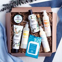 8-Piece Face, Bath, & Body Kit, when it comes to beauty, nature knows best. Stock your beauty cabinets with all-natural (and cruelty-free) skin care products like these eight picks from Thrive Market!