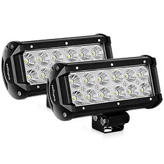 Nilight LED Light Bar Off Road LED Work Light
