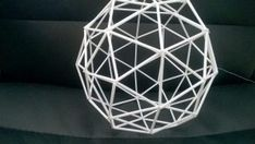 WP_20160701_004[1] Straw Decorations, Diy And Crafts, Paper Crafts, Geodesic Dome, Suncatchers, Metallica, Christmas Crafts, Craft Projects, Mandala