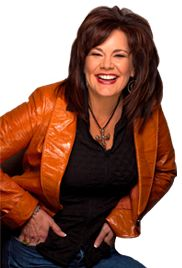 Lisa Harper - what a lovely, funny woman of God!  :)