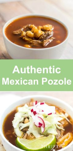Rojo (Authentic Mexican Pozole) pozole rojo is a delicious mexican recipe made from pork and dried chilies. You will love this soup!pozole rojo is a delicious mexican recipe made from pork and dried chilies. You will love this soup! Veal Recipes, Soup Recipes, Mexican Dishes, Mexican Food Recipes, Mexican Meals, Hot Cocoa Recipe, Fast Easy Meals, International Recipes, Soups And Stews