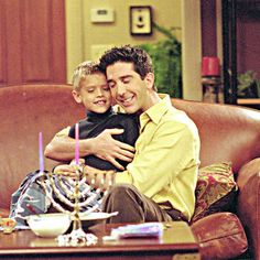 Ross's son on Friends is all grown up!