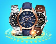 Get Flat 20% OFF On Watches On Purchase OF Rs.2000 & Above.
