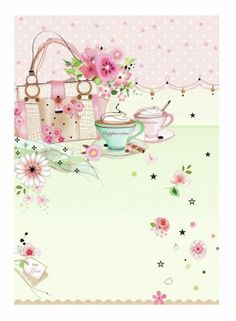 Lynn Horrabin - LH582 bag and cappucinnos.jpg