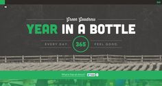 Year in a Bottle - Bolthouse Farms - Noah Shrader