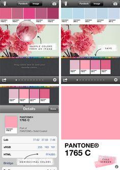 myPantone iPhone App