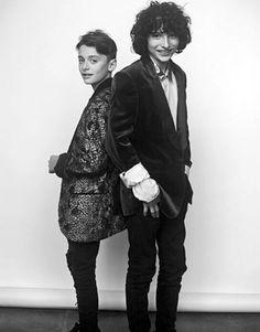 Aww Noah and Finn ❤️