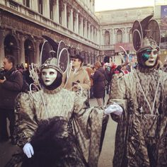 Carnival of Venice 2012