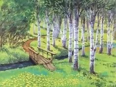 Green Gables, un mondo di pura magia naturale Lovely Complex, Anne Shirley, Anime Scenery Wallpaper, Boys Over Flowers, Classic Cartoons, Anne Of Green Gables, Photo Reference, Art Pictures, Art Girl