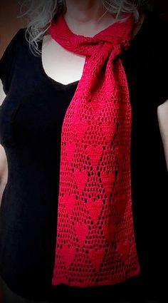 Ravelry: Hopeful Hearts pattern by Amy B Stitched