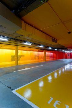 Teresa Sapey Estudio · Parking Hotel Puerta de América · Divisare