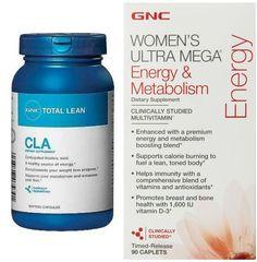 Vitaminas y Suplementos - Disponible en GNC - women,s..