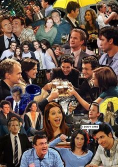 The best show ever. Tied with F.R.I.E.N.D.S of course.