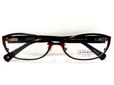 06e6819df0 New Eyeglasses COACH HC 5029 (ashby) 9076 (SATIN BROWN) 53-16 135  COACH