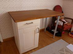 Image result for ikea kitchen cabinet desk