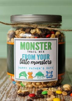 17 Homemade Father's Day Gifts - Capturing Joy with Kristen Duke