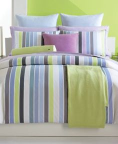 Lacoste Bedding for guest bedroom