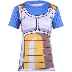 Valentine Shirts Womans Funny 3D Print Dragon Ball Z Super Saiyan Couples Leisure T-shirt Man Tshirt Short Sleeve O neck T-shirt