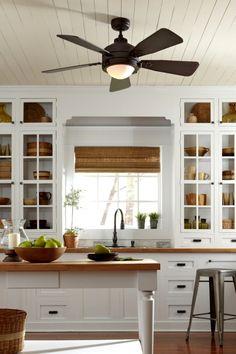 Kitchen Designs:Country Ceiling Fan Kitchen Country Kitchen Small Kitchen Design Likable Ceiling Fan Kitchen To Avoid Hot Weather