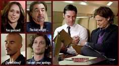 Criminal Minds Round Table: CRIMINAL MINDS Season 10 - 1011. The Forever People - Review
