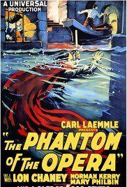 O Fantasma da Ópera (The Phantom of the Opera, R. Julian et all.)