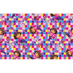 Free Shipping on orders over $35. Buy Springs Creative Nick Dora One Hip Explorer Fabric by the Yard at Walmart.com