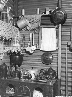 COCINA OBRERA - 1935 -