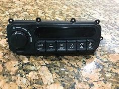 cool  1998-2004 Chrysler Concorde 300m LHS AC Heater Climate Control Switch Oem - For Sale View more at http://shipperscentral.com/wp/product/1998-2004-chrysler-concorde-300m-lhs-ac-heater-climate-control-switch-oem-for-sale/