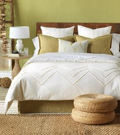 """Love the clean simplicity with great detail! """"Sandler collection"""" by Eastern Accents"""
