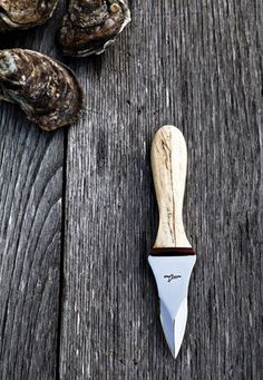 Chris Williams Oyster Knives / Photo by: Stacy Newgent