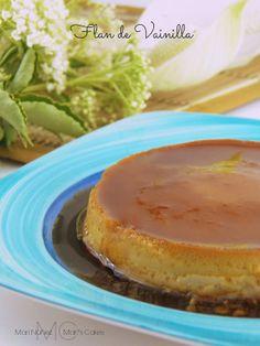 Mari's Cakes: Receta de Flan