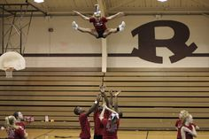 25 Signs You Used To Be A Cheerleader