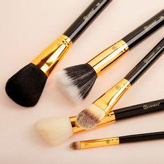 808ac57fb7062 BH Cosmetics Face Essentials Brush Set Bh Cosmetics