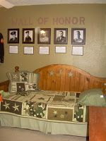 1000 images about military themed boys room on pinterest for Army themed bedroom ideas