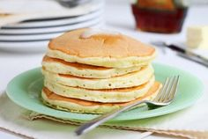 I am not lying, these pancakes are on par with the best buttermilk pancakes you have ever had. They are light. They are fluffy. They are sweet and they are filling. They areeverythingI wanted in a pancake, but never thought I could achieve with the zucchini addition. I finally found the