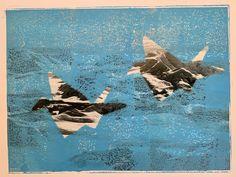 Schmidt, Fighter Jets, Abstract, Artwork, Summary, Work Of Art, Auguste Rodin Artwork, Artworks, Illustrators