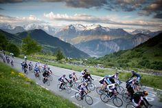 Deze foto van Frank Lodder is het beeld van alle online media van Alpe d'HuZes 2013 en prijkt natuurlijk ook op de poster voor Alpe d'HuZes 2013. Zie ook: www.opgevenisgeenoptie.nl/promotiemateriaal