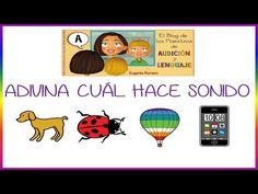 Adivina cuál hace sonido_Discriminación auditiva - YouTube Spanish English, Music Activities, Music Class, Early Education, Teaching Spanish, Speech And Language, Speech Therapy, Sons, Musicals